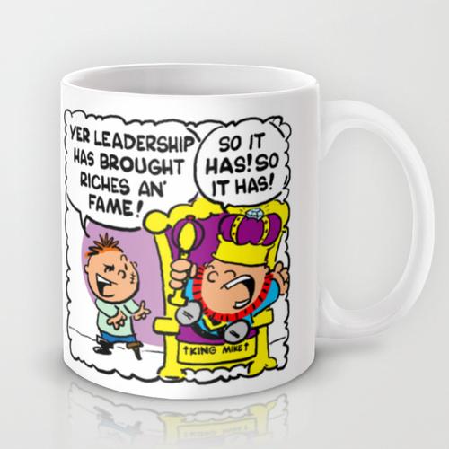 Mug Sample King Mike 2